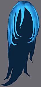 Жанна Д'арк. Картография волос.